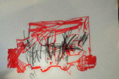 Stenciltruck
